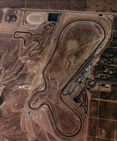 Willow Springs Aerial Photo