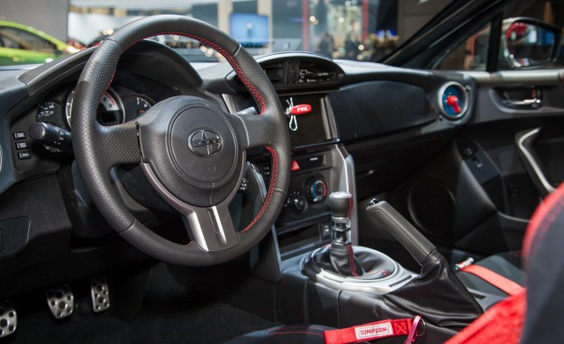 Scion FRS Interior