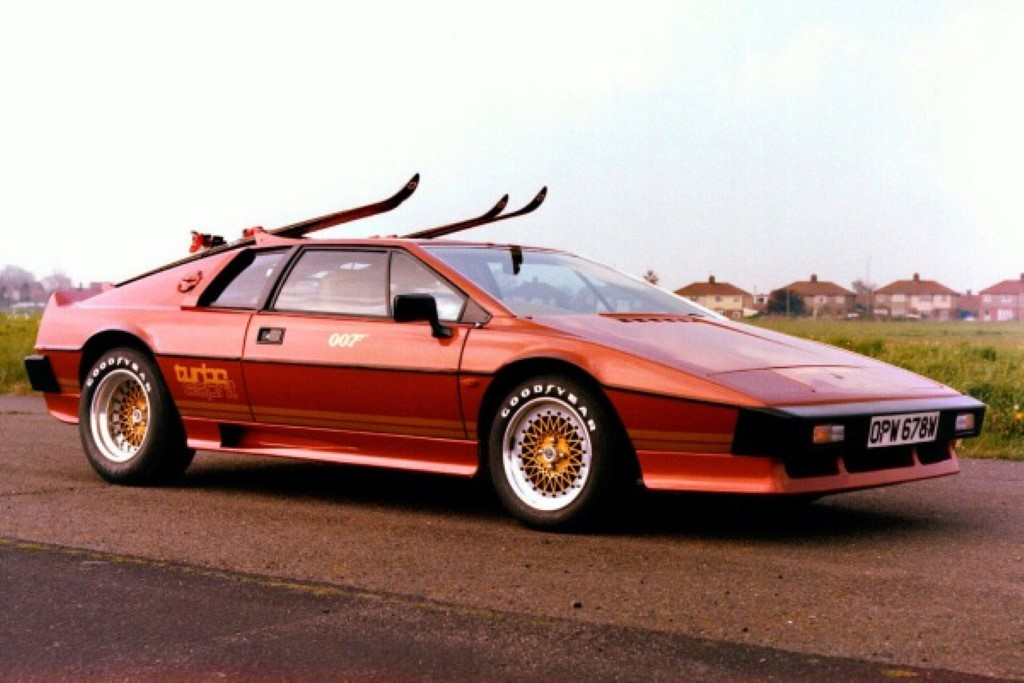 Esprit Turbo Custom