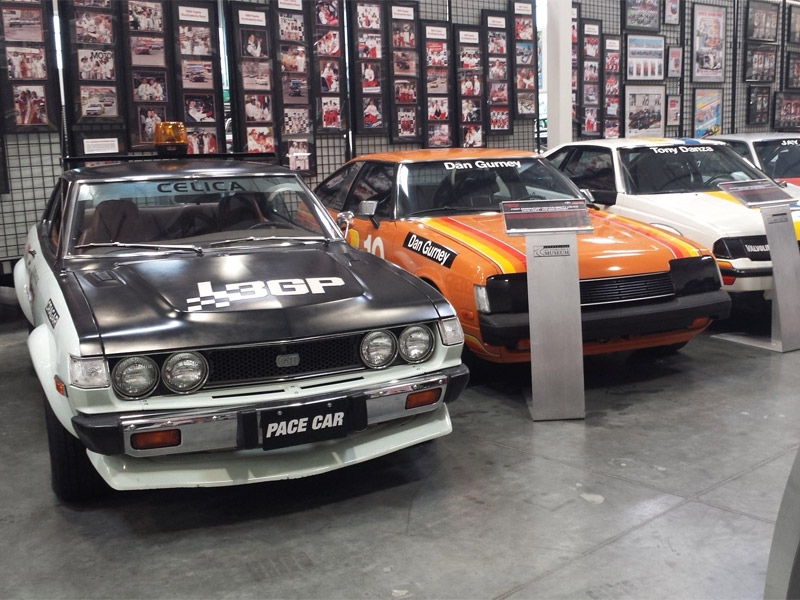 Toyota Celica Pace Car Toyota Museum Torrance
