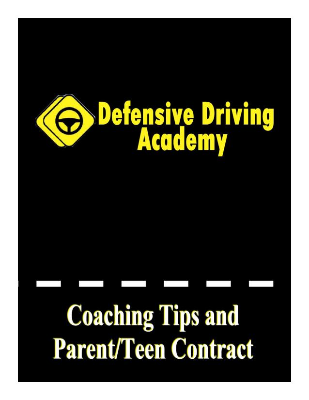 Driver Coaching Tips