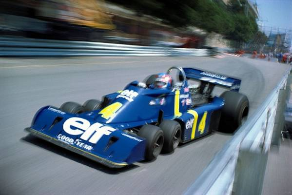 The 10 Weirdest Formula 1 Cars Of All Time