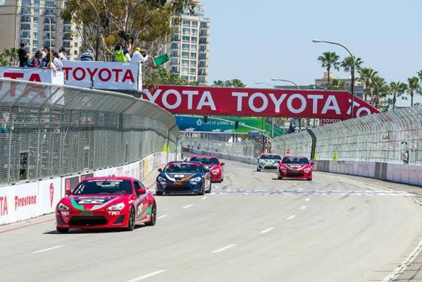 The Last Hurrah: The 40th Toyota Pro/Celebrity Race