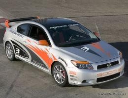 -ws Scion Tc Sports Coupe Procelebrity Race Vehicle 01 1600x